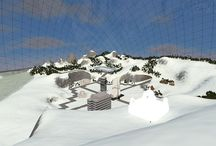 Ski & Snow Projects / The Ski and Snow equipment by Ice Business is the latest innovation in our projects range. The innovative technology used makes it possible to create a winter landscape whenever and wherever you want.