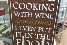 Wine Cookings !!!