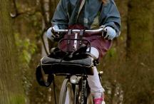 Frio Frio / La bicicleta también se puede usar cuando hace frio. / by avantum