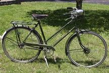 bikes / by Lucy Stirrup
