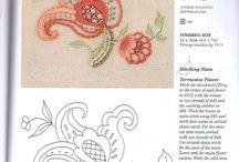 Embroidery patterns / by Donna Kruchten