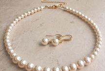 Timeless wedding jewelry / classic wedding jewelry