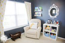 Nursery Ideas / by Emily Lyons