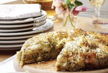 In Season: Leeks / The gentle sweetness and firm but soft texture of leeks is as good in a savoury tart and pie as it is when it's the main ingredient of a standout starter. Try one of these recipes from the library if you're looking to celebrate St David's Day in style.