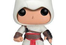 Assassin's Creed / Retrouvez toutes les figurines pop des jeux vidéo Assassin's Creed