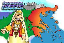 Geography Unit Study - Greece