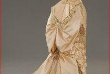 Victorian dress - turnýra