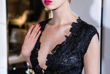 little black dress by BARBARA LEBER