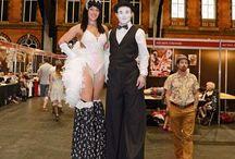 Stilt Walkers & Bouncy Stilts