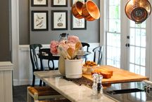Kitchen Ideas / by Kelly Harnett