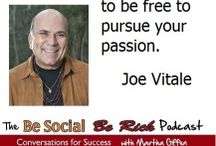 Be Social Be Rich Podcasts