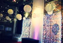 Wedding Lighting Ideas / Inspiring ideas for lighting up your Wedding, indoor & outdoor lighting.  We have it all here at Themes Inc.