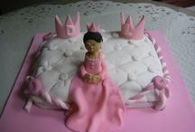 Fondant Cakes / Cakes
