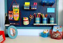 Toni's art station