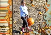 Fall Layouts / by Sandra Rutledge
