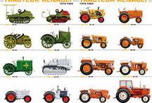 Tractoren Renault