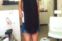 Very long hair /  hair