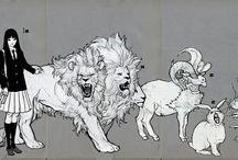 Animais e Criaturas