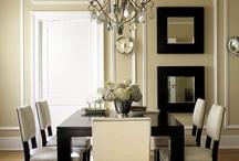Interiors - Dining Rooms / by Tara Kraus