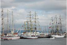Tall Ship Rennen Belfast 2015 / Die Stadt Belfast begrüßt zum dritten Mal Großsegler aus der ganzen Welt zum Tall Ship Rennen 2015. Der 4-tägigen Aufenthalt vor Ort wird durch Tagesausflüge zu den Höhepunkten Nordirlands versüßt.