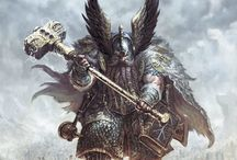 Concepts - Characters: Dwarfs