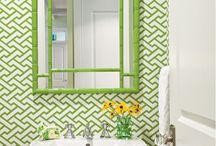Bathrooms / by Danielle Cramer