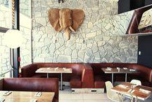 Restaurants/bar