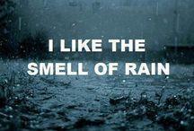 April showers / deszczowe inspiracje :)