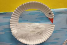 Paper Plate Crafts / crafts