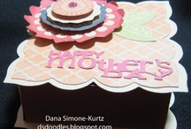 Cardmaking ~ Mother's Day / by Anita Timms Mordue