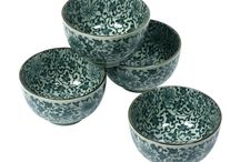 Karakusa Japanese Pottery