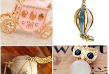 long P E N D A N T necklaces / We know what you want. \o/ #Pendant #Jewelry #Necklaces.