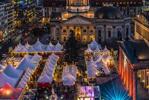 Christmas Markets / All the most enchanting Christmas markets to put you in the festive spirit.