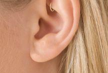 Cartilage jewelry