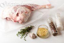 Мясные блюда из духовки