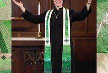Church Banners/Vestments etc. / by Elizabeth McCartney