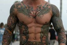 Tattoe man