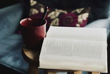 Reading and coffee time