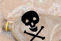 Green Peace - Plastic Bags  / Quelques publicités originales de Green Peace pour sensibiliser le public aux dangers des sacs plastique en mer et autres images sur le sujet.  #ecology #plasticvortex #plasticbags