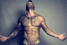 hmmm tattooed men, I shouldn't but it's just so good