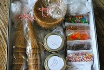 Behold Her Care Packages / Hacks for Gift Giving - Care packages for everyone!