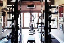 Fitness / Dizayn, iç dekorasyon