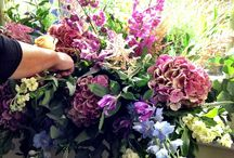 Flowers from our students / From mossed potted bulbs on day one of our career course, to large scale intricate floral designs by week four, our students produce stunning work throughout their time with us. Here's a sample of what we do...enjoy!