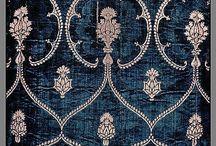 Fabric patterns renaissance