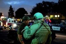 Special Enforcement Bureau  / Home of the Department's High-Risk Tactical / Rescue Teams