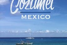 Cozumel, Mexico / All the best that Cozumel has to offer:  food, diving, sun, fun, Mexico.