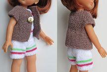 Poupées tricot-couture