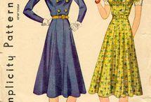 1930-1940 / fashion