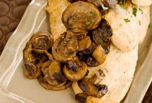 Food and Recipes: Meat Lovers / Meaty meat food. Ie Chicken, Pork, Beef. / by Lora Hogan