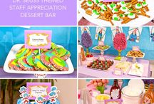 Party food ideas / by Lisa Jolly